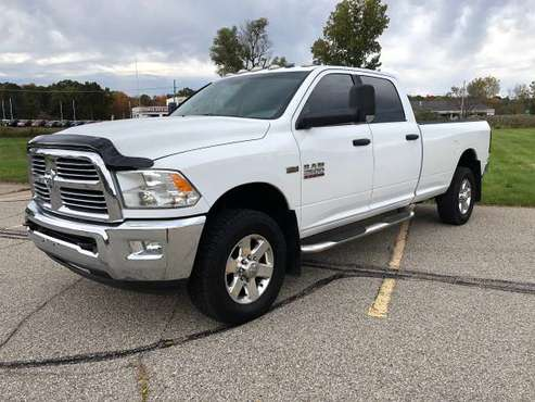 Well-Kept! 2014 Ram 2500 SLT! 4x4! Quad Cab! Guaranteed Finance! for sale in Ortonville, MI
