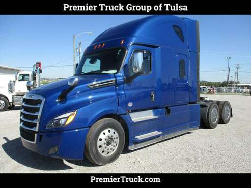 2020 *Freightliner* *NEW Cascadia* *72 Raised Roof* for sale in Tulsa, OK