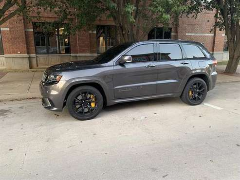 2018 Jeep Grand Cherokee Trackhawk for sale in Ozark, AR