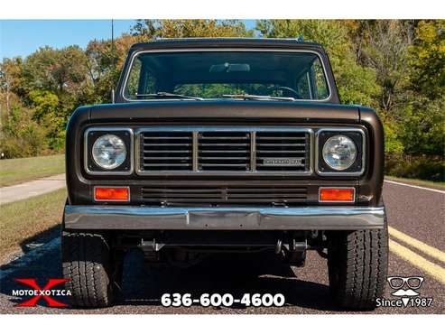 1976 International Scout for sale in St. Louis, MO