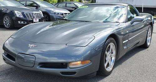 2003 Chevrolet Chevy Corvette Base 2dr Coupe EVERYONE IS APPROVED! for sale in Salem, MA