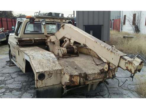 1984 GMC 1 Ton Flatbed for sale in Midlothian, TX