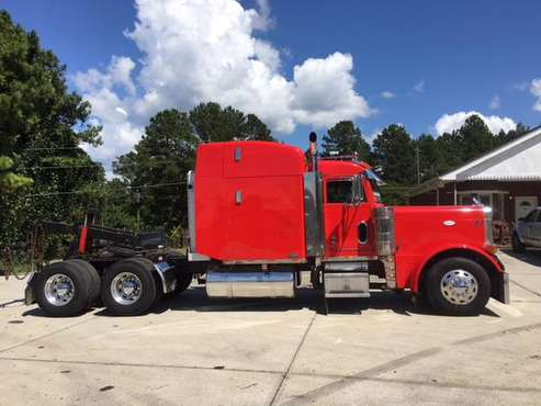 1997 Peterbilt 379 Ultra Cab ex hood for sale in Monroe, GA