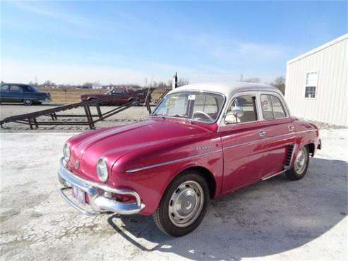 1964 Renault Dauphine for sale in Staunton, IL