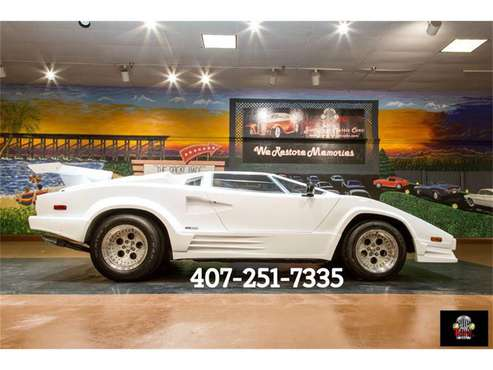 2000 Lamborghini Countach for sale in Orlando, FL