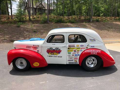 1939 WILLYS STEEL BODY GASSER for sale in Monroe, GA