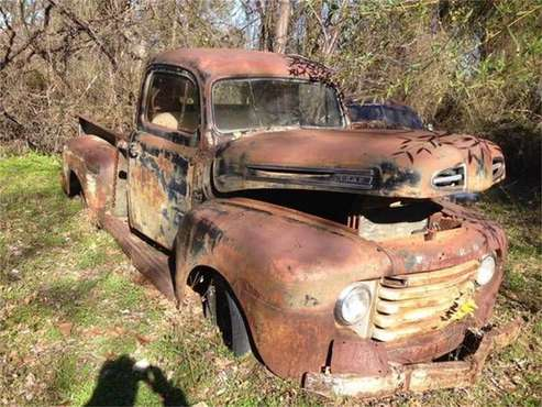 1950 Ford F1 for sale in Cadillac, MI