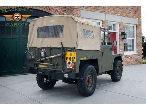 1974 Land Rover Defender for sale in Billings, MT