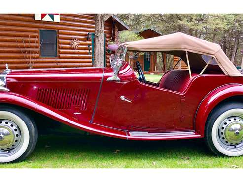1950 MG TD for sale in Annandale, MN