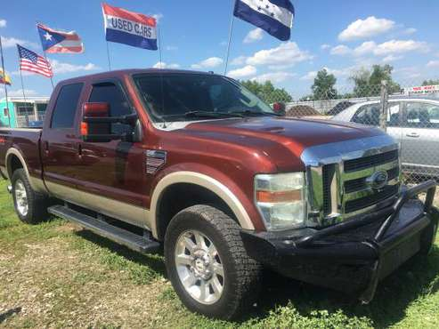 2008 Forf F250 King Ranch for sale in Houston, TX