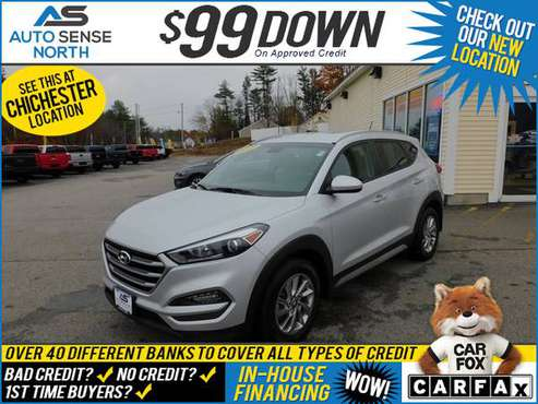 2017 Hyundai Tucson SE - BAD CREDIT OK! - cars & trucks - by dealer... for sale in Chichester, ME