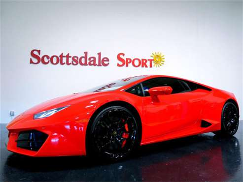 2016 Lamborghini Huracan for sale in Burlingame, CA