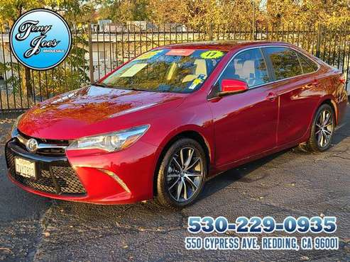 2017 Toyota Camry XSE....MINT CONDITION....MOON ROOF / NAVIGATION /... for sale in Redding, CA