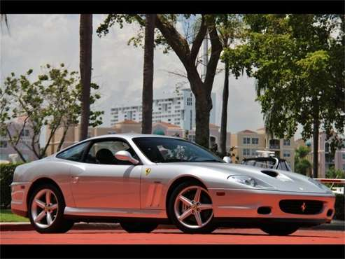 2003 Ferrari 550 Maranello for sale in Osteen, FL