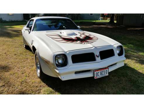 1976 Pontiac Firebird Trans Am for sale in Painesville , OH