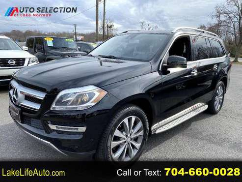 2013 Mercedes-Benz GL-Class GL450 4MATIC ~FINANCE EVERYONE~* - cars... for sale in Mooresville, NC
