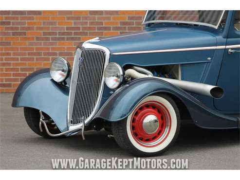 1934 Ford 3-Window Coupe for sale in Grand Rapids, MI