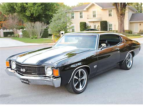 1972 Chevrolet Chevelle for sale in Lakeland, FL