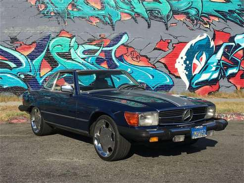 1979 Mercedes-Benz 450SL for sale in Los Angeles, CA