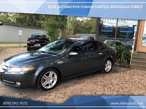 2007 Acura TL Base 4dr Sedan Sedan for sale in Tallahassee, FL