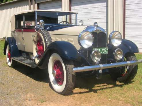 1928 Auburn Phaeton for sale in Cornelius, NC