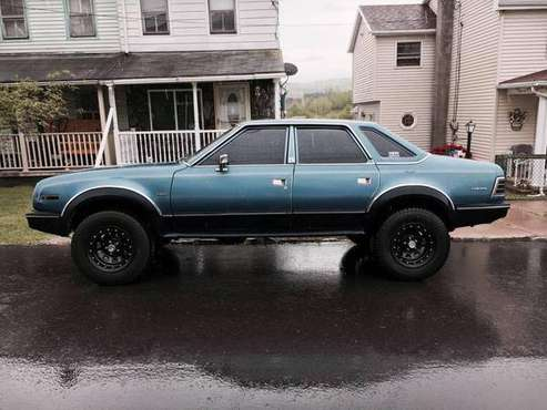 86 AMC Eagle for sale in Sunbury, PA