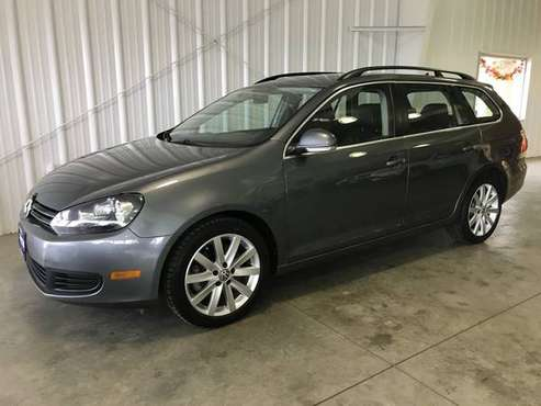 2011 VW Jetta Wagon - TDI with Factory Warranty for sale in La Crescent, WI