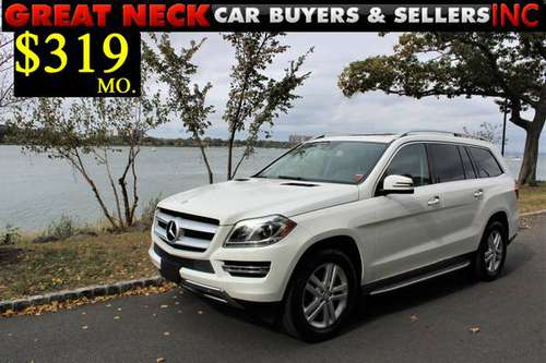 2014 Mercedes-Benz GL-Class 4MATIC 4dr GL450 7 SEATER CLEAN CARFAX for sale in Great Neck, NY