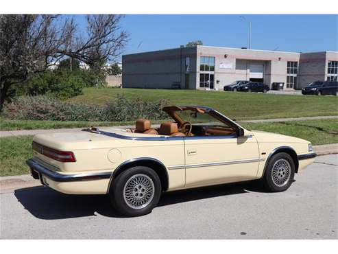 1990 Chrysler TC by Maserati for sale in Alsip, IL