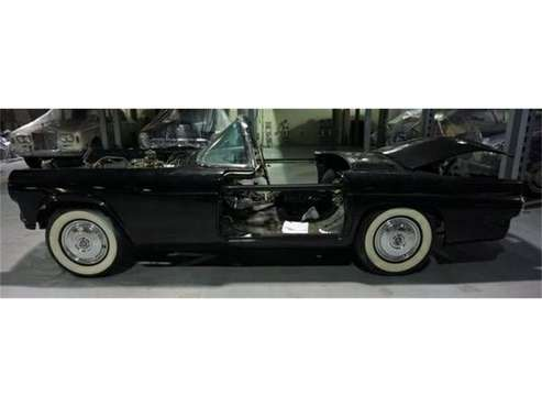 1955 Ford Thunderbird for sale in Cadillac, MI