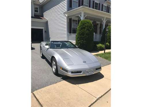 1996 Chevrolet Corvette for sale in Clarksburg, MD