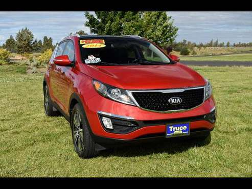 2014 Kia Sportage AWD 4dr EX **ONE OWNER **LOW MILES** for sale in Redmond, OR