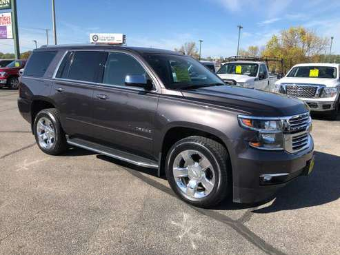2015 Chevy Tahoe LTZ for sale in Rochester, MN