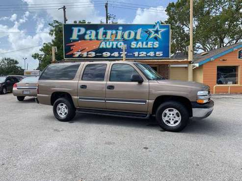 2004 Chevrolet Suburban (CASH) for sale in South Houston, TX