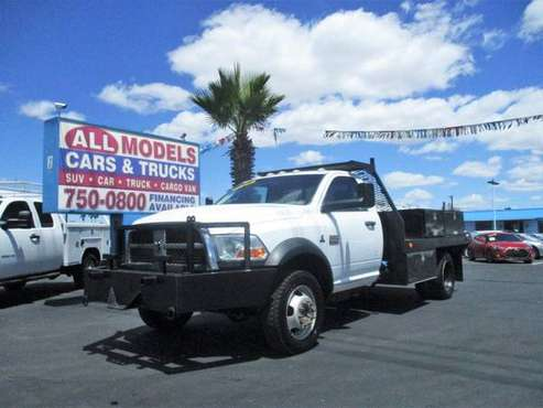 2011 Ram 5500 Regular Cab & Chassis ST Stake Body for sale in Tucson, AZ