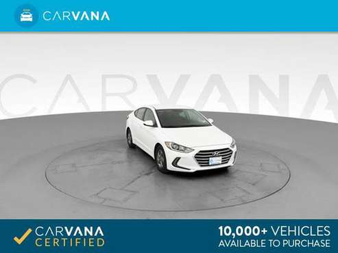 2017 Hyundai Elantra Eco Sedan 4D sedan Off white - FINANCE ONLINE for sale in Charleston, SC