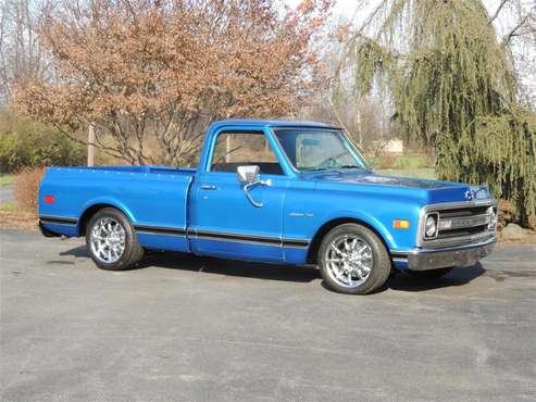 1970 Chevrolet C10 for sale in Chambersburg, PA