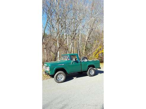 1960 Ford F100 for sale in Westford, MA