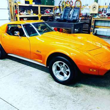 1974 Corvette Stingray for sale in Longview, OR