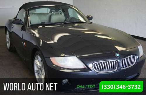 2003 BMW Z4 3.0i 3.0i 2dr Roadster for sale in Cuyahoga Falls, OH