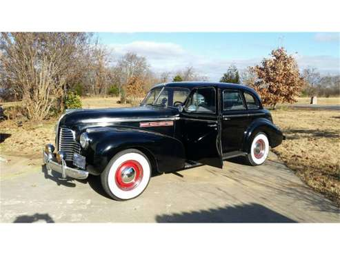 1940 Buick Special for sale in Cadillac, MI