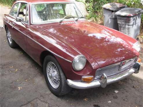 1974 MG MGB GT for sale in Stratford, CT