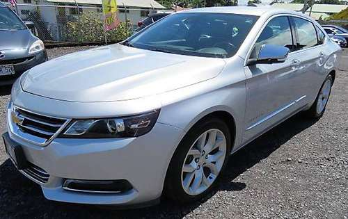 2016 CHEVY IMPALA (APPLY NOW) for sale in Hilo, HI