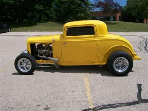 1932 Ford Hot Rod for sale in Cadillac, MI