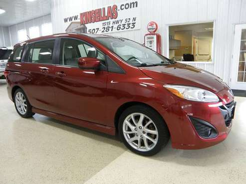2012 MAZDA5 GRAND TOURING for sale in Rochester, MN