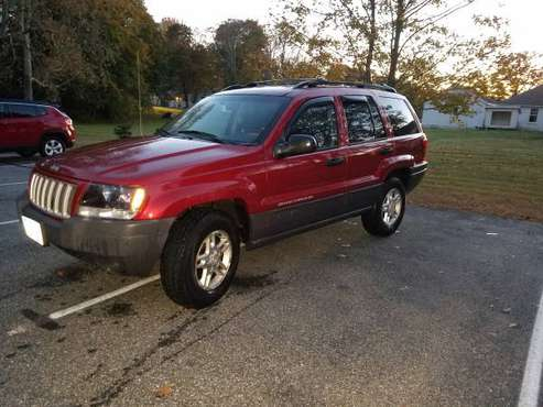 2004 Jeep Grand Cherokee for sale in Moodus, CT