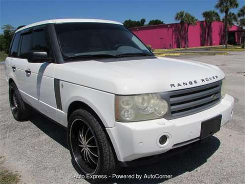 2008 Land Rover Range Rover for sale in Orlando, FL