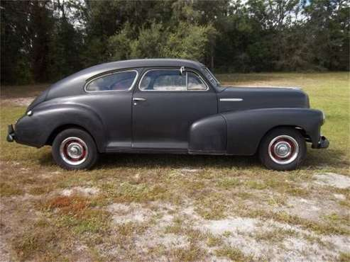 1948 Chevrolet Fleetline for sale in Cadillac, MI