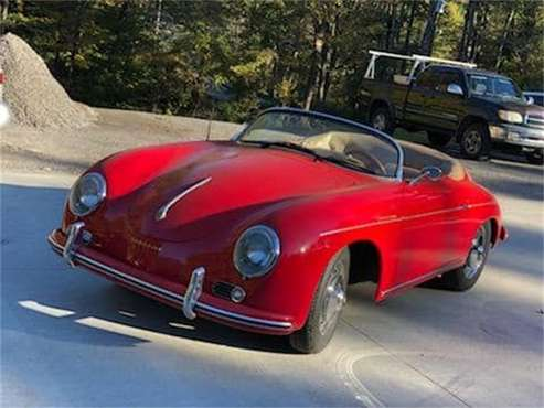 1956 Porsche 356 for sale in West Pittston, PA