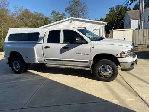 2003 Dodge 3500 dually diesel for sale in Claridge, PA